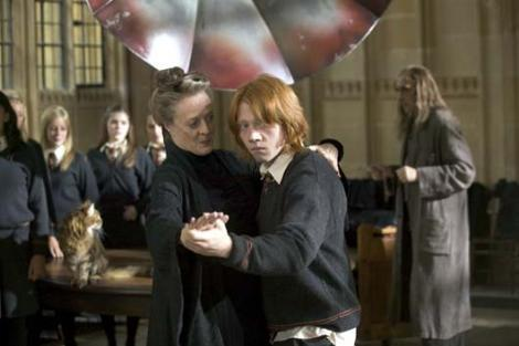 Harry Potter and the GOF