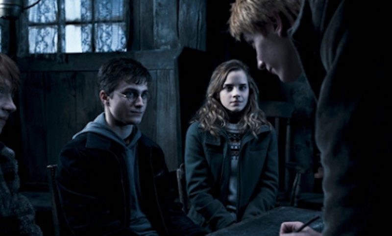 harry potter and phoenix order: