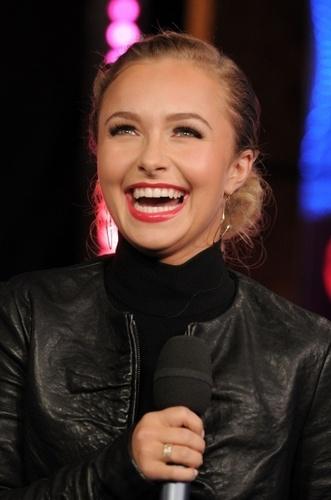Hayden On MTV's TRL