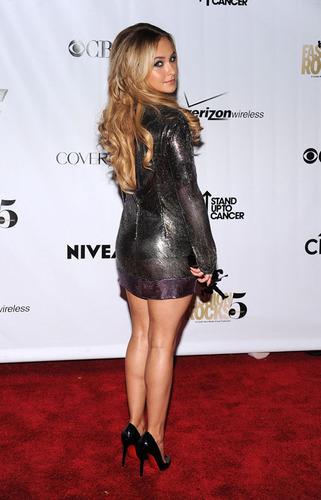 Hayden at Fashion Rocks