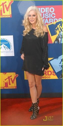 Heidi at VMA'S