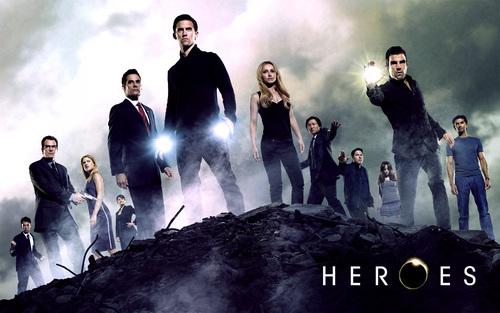 Heroes S3 Wallpaper