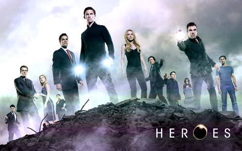 Heroes S3 achtergrond