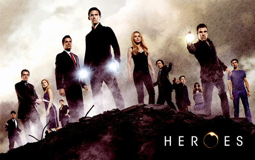 Heroes S3 پیپر وال