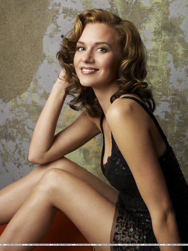 Hilarie Burton wallpaper possibly with a maillot, a bustier, and a leotard entitled Hilarie