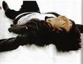 Hiroto laying down