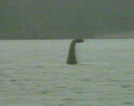 Loch Ness Monster wallpaper entitled Hoax?