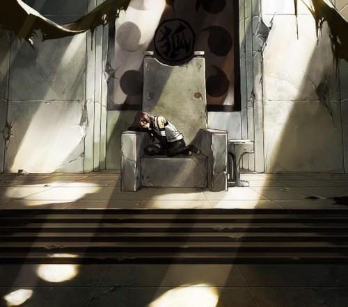 Itachi's trono