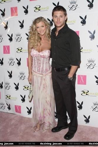 Jensen and Joanna Krupa