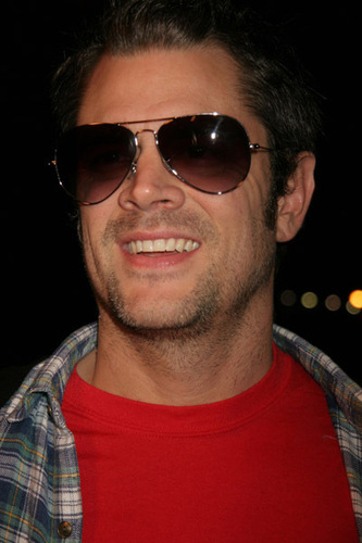 Johnny Knoxville: Out and About!