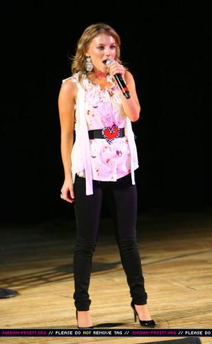 Jordan Pruitt Concert