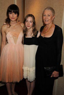 Keira Knightley, Saoirse Ronan