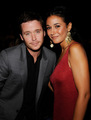 Kevin Connolly & Emmanuell Chriqui are always in Fashion!