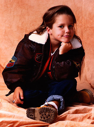 Sophia Bush child