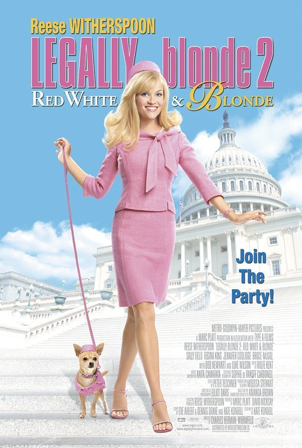 Legally Blonde - Legally Blonde Photo (2273071) - Fanpop