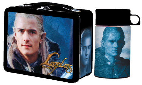Lunch Boxes wallpaper titled Legolas LOTR Lunch Box