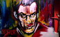 Lila's painting - dexter wallpaper