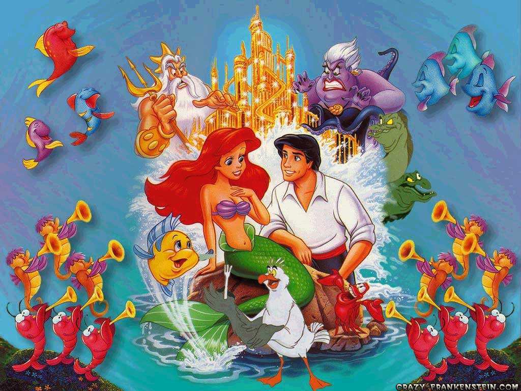 Little Mermaid King Triton Wwwgalleryhipcom The Hippest Pics