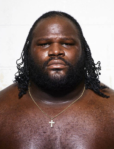Professional Wrestling wallpaper entitled Mark Henry