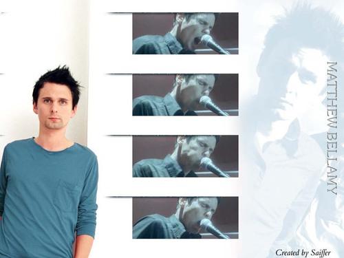 Matt wallpaper