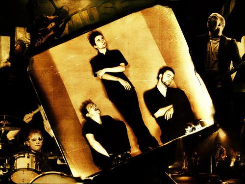 Matthew Bellamy wallpaper possibly containing a concert entitled Matt wallpaper