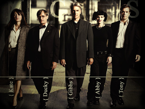 NCIS cast - ncis Wallpaper