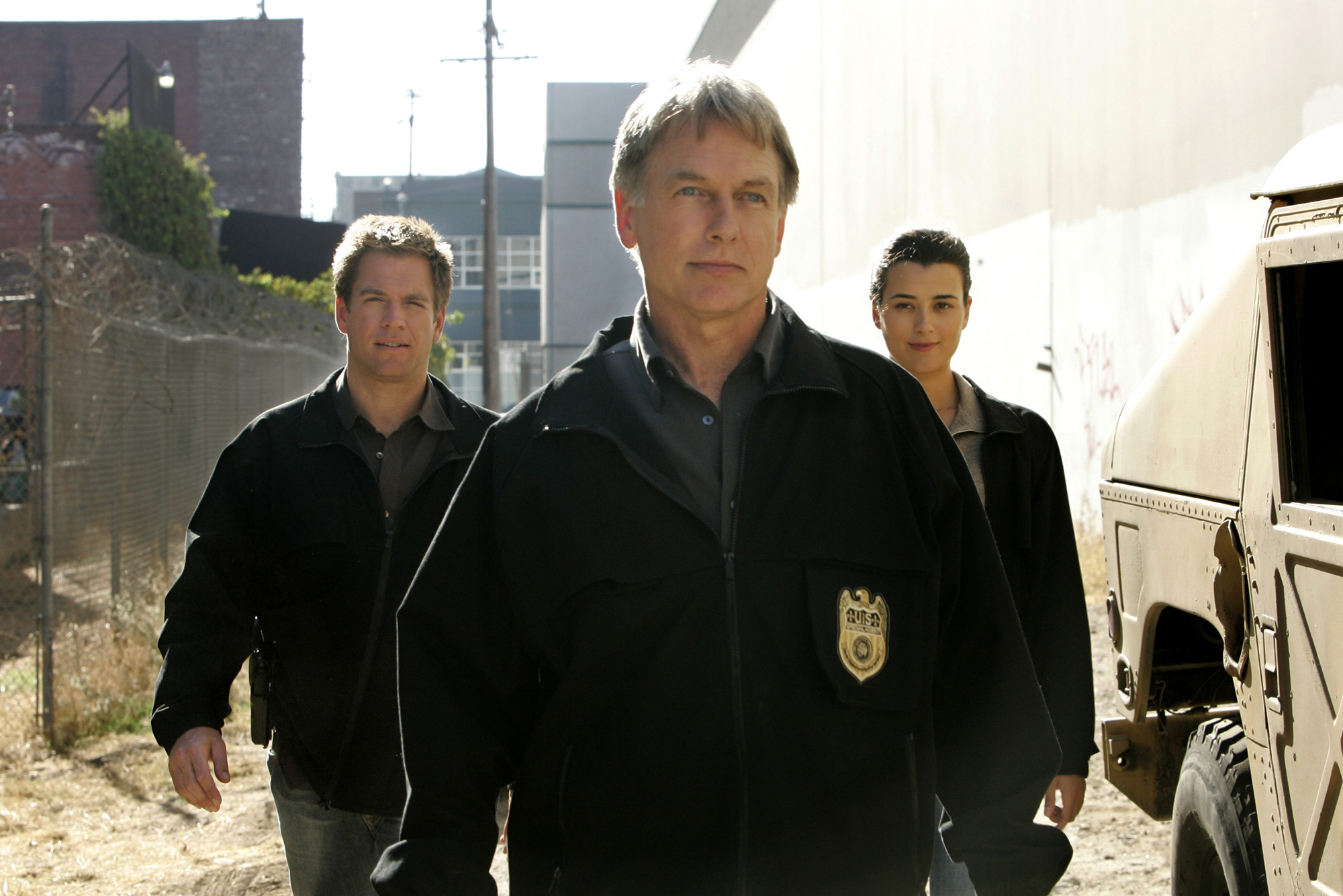 NCIS Cast Members Characters Actors