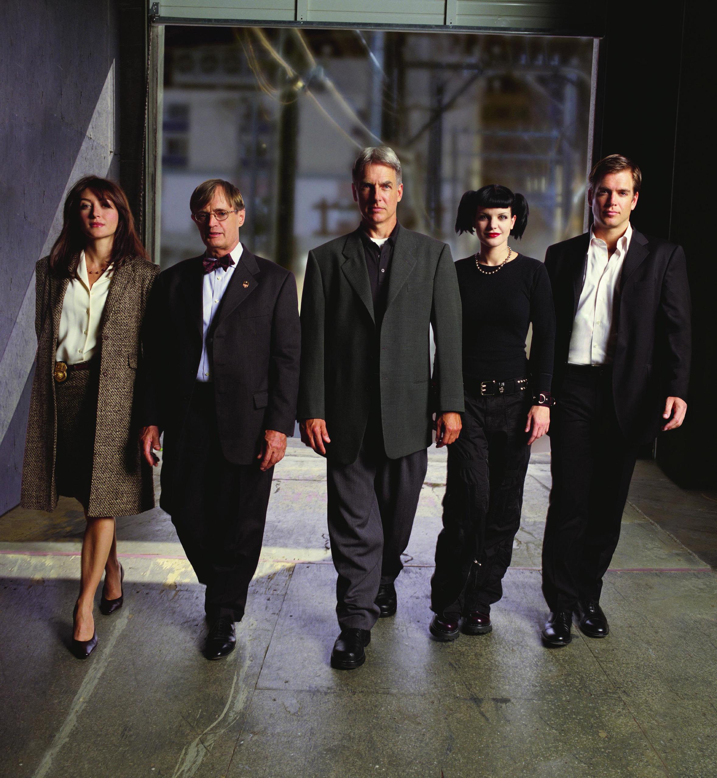 NCIS Season 1 Cast