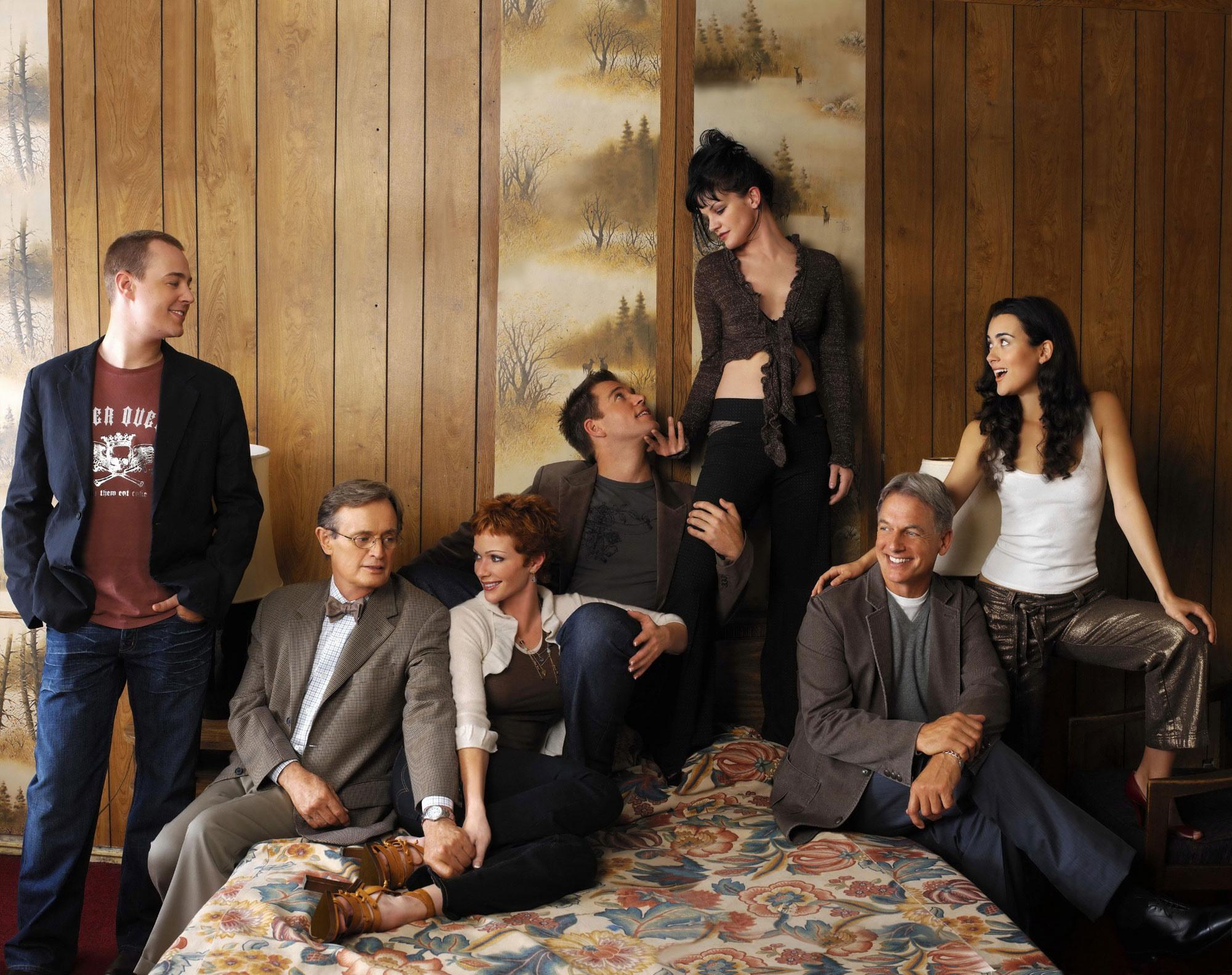 NCIS NCIS cast