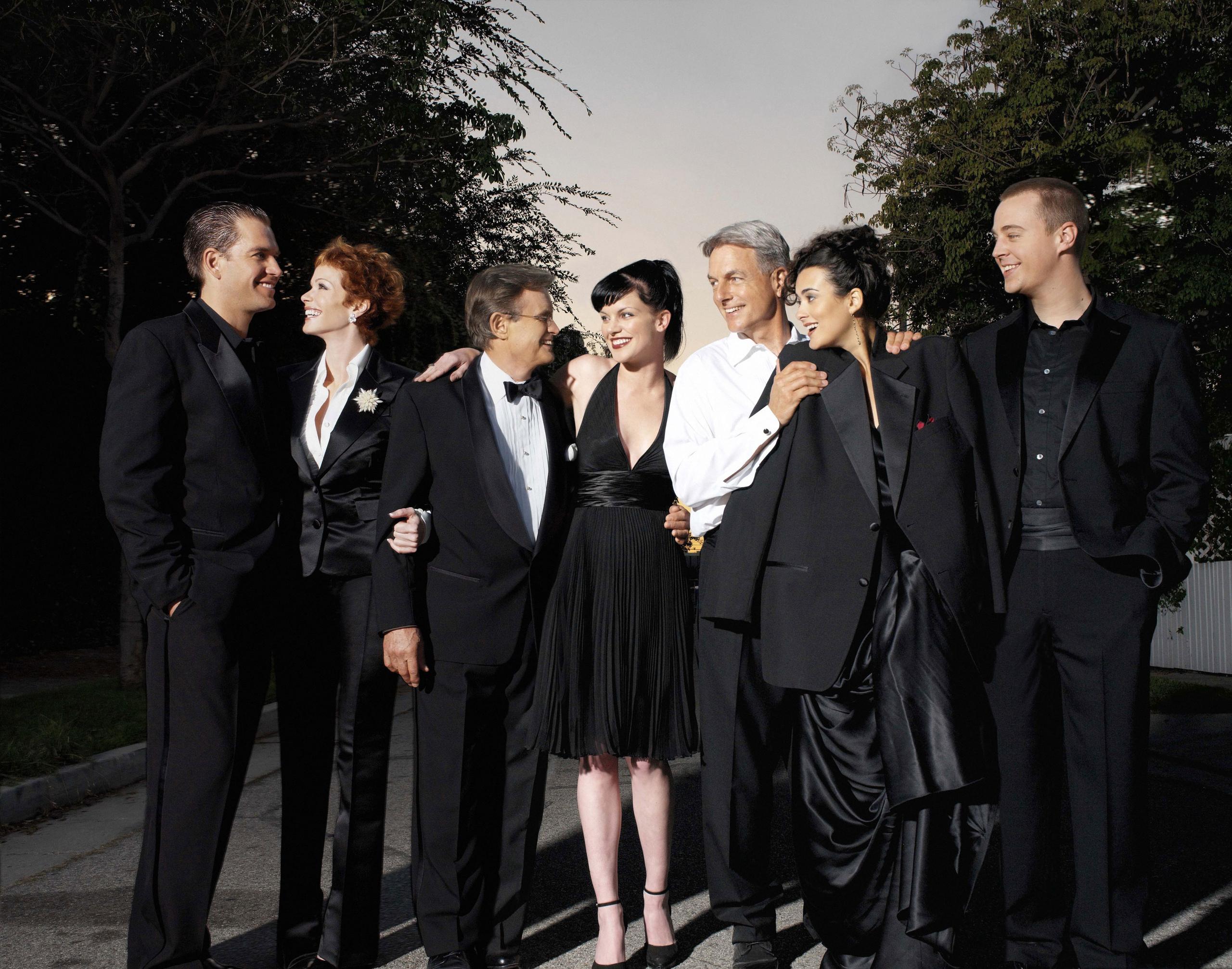 NCIS Original Cast Members