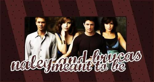 Naley wallpaper with a sign called NH/BL<33!