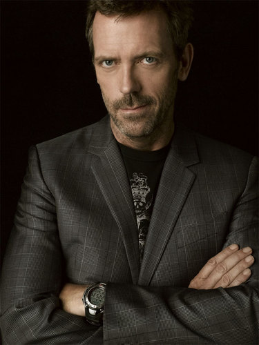 House M.D. wallpaper containing a business suit, a suit, and a pinstripe called New House Season 5 promo shots