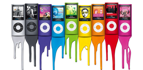 New iPod Range/iTunes8