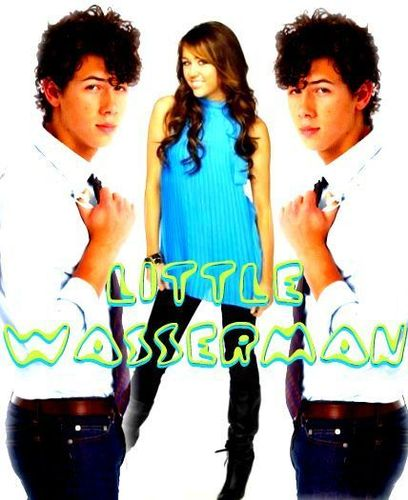 Nick and Miley