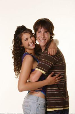 Pin Nina And Her Co Star From Degrassi Dobrev Photo ...
