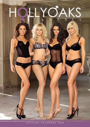 Official Hollyoaks Babes Calendar (2009)