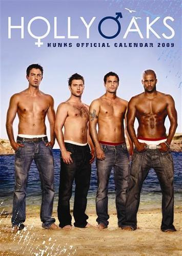 Official Hollyoaks Hunks Calendar (2009)
