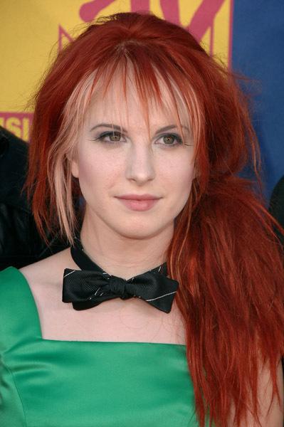 Hayley Williams 2008 Vmas