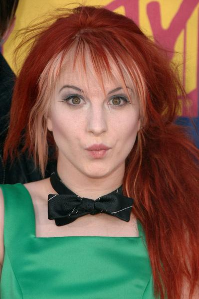 hayley williams hair 2008 - photo #5