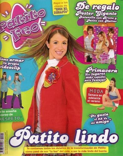 Patito Feo magazine (September)