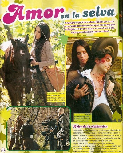 Patito Feo magazine (September)