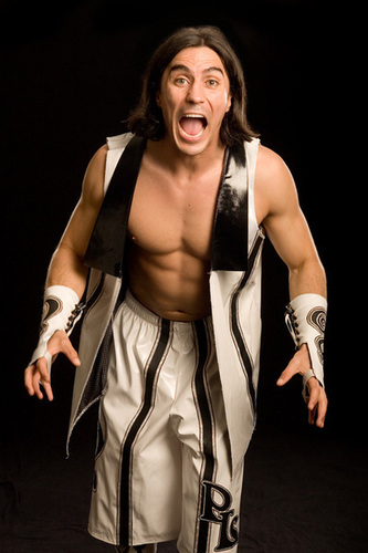 Professional Wrestling wallpaper entitled Paul London