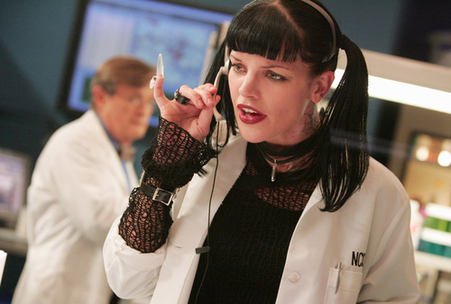 NCIS wallpaper entitled Pauley Perrette