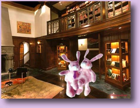 FanFiction.net দেওয়ালপত্র with a drawing room, a drawing room, and a living room titled Plot Bunnies!