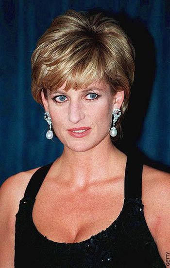 princess diana photos double
