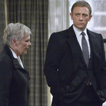 Quantum of Solace Promo Pic - james-bond Photo