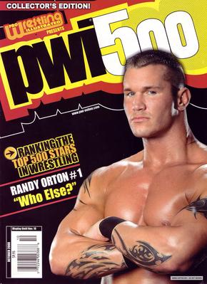 PWI Magazine Cover