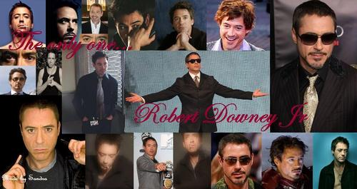 Robert Downey Jr. Обои