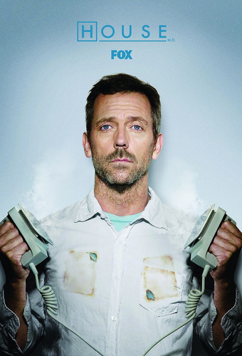 House M.D. wallpaper with a rifleman, a green beret, and battle dress titled S5 New Poster