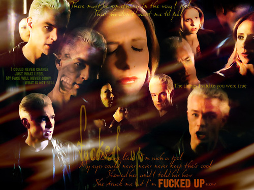 SPUFFY MOMENTS OF LOVE/HATE